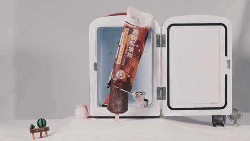 原来冰淇淋是这样生产出来哒!130秒看不够的流水线好可爱