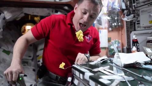 宇航员在太空都吃什么?原来不是我们想的那么简单!