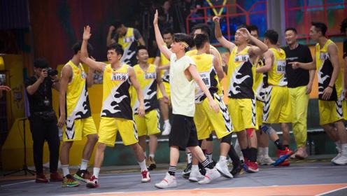 李易峰剧情版CUT《我要打篮球》第3期:战队首次对阵