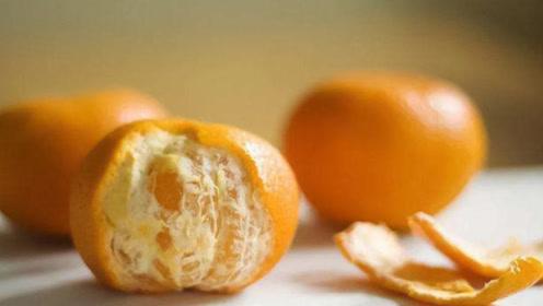 橘子皮晒干就是陈皮?随便泡水喝对健康不利