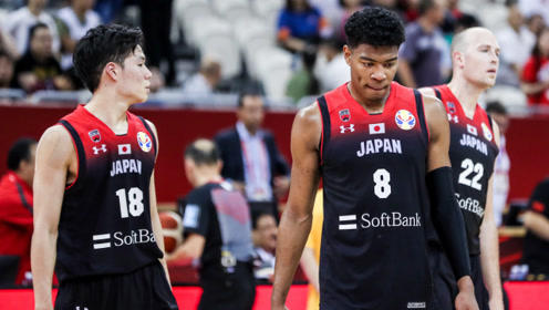 未来可期!日本新星八村塁2019年世界杯高光合集