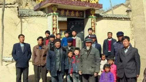 甘肃有一特殊村子,族人全都不准听不准看岳飞传,这是为什么?