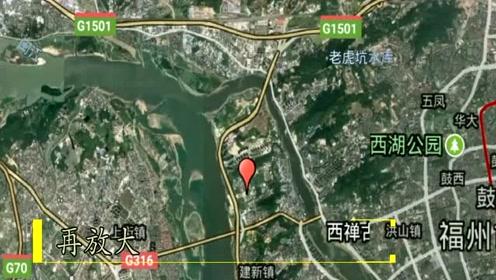 中国地图放大,出现了让人惊艳的画面,这些人太厉害