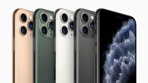 这就是iPhone11系列!浴霸三摄,没5G