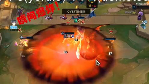 LOL:新英雄潘森大招有多强?瞬间打出1320伤害,极限反杀