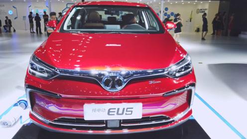 北汽EU5 R600质感提升,里程升级,值得购买吗?