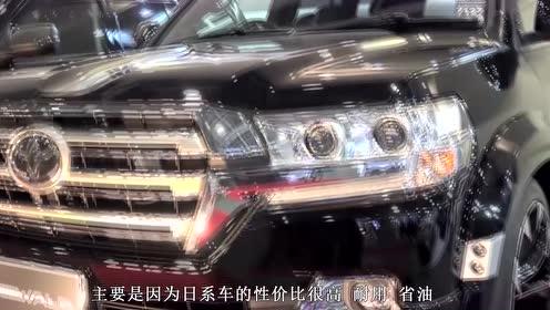 国产车和丰田到底有何差距?来看这台开了160万公里的丰田车!