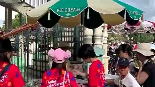 上海迪士尼人均饮食消费490元 或为重要收入来源