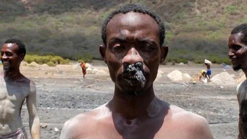 非洲最危险的工作,干3年就会变聋变瞎,居然还有人抢着去!