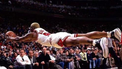 脏活累活全都干!罗德曼领衔NBA五大最强蓝领