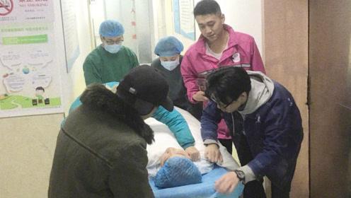 产妇迟迟不出房产,护士推出新生儿后,男子怒火中烧!