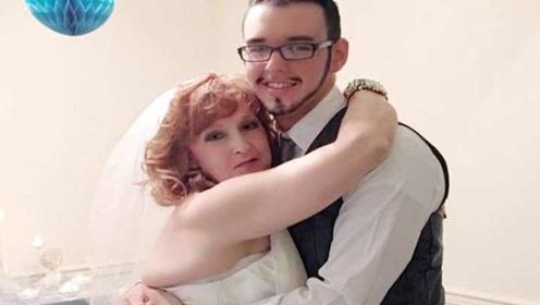 19岁小伙和72岁老太结婚,婚后生活的状态,让人不淡定了!