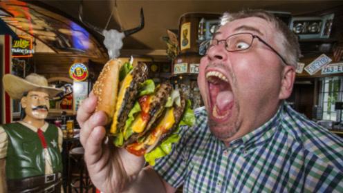 世界上最大的嘴巴,张开后竟有8.8cm长,一口能塞下一个汉堡