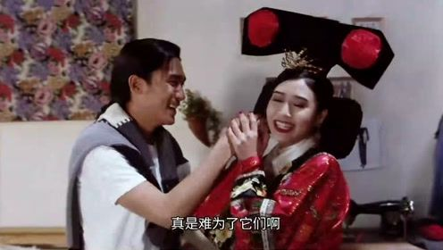 """韦小宝向""""穿越""""公主解释内衣太经典!看一次笑一次"""