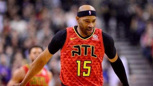 致敬还在NBA奋战的老将!42岁卡特上榜