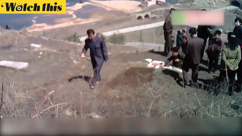 朝鲜如何过中秋:自制白酒 上山扫墓