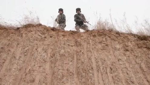 《陆战之王》牛努力毫不犹豫跳下深坑,特种兵慌了,这下玩大了!