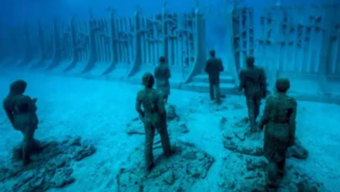 海洋比陆地更早诞生生命,为什么海洋却无法诞生高级文明?