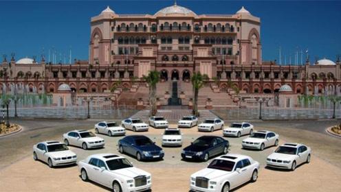 世界唯一的八星级酒店,造价达200亿,22吨黄金遍布各个角落