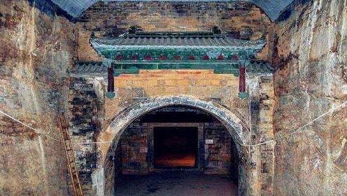 一位英年早逝的封王,陵墓遭日本人武器轰炸,前后7次没有破开!