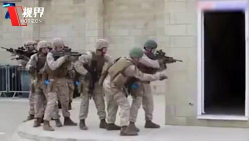 国外士兵失误大合集 开坦克追尾手榴弹扔到战友堆里