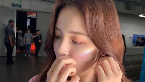 彩虹高光画起来 你就是人群中最亮的霓虹灯