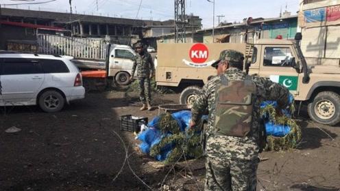印巴对峙持续升温,巴西边境又传来坏消息,4名士兵遭遇袭击身亡