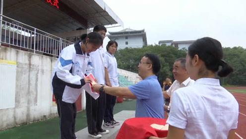 贵州一校友回母校预设54万奖学金,10年里资助母校优秀师生
