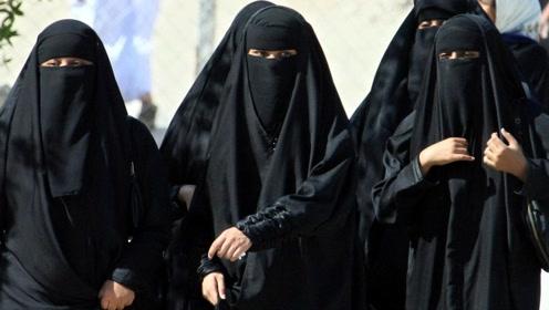 阿拉伯女人究竟有什么秘密?白天穿着黑纱,晚上却是另一个模样
