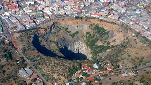 世界上最深的洞坑Top10,有些坐电梯到洞底都需要1个小时!