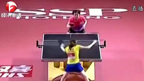 中国女兵3比0横扫日本队,获得东京奥运女团参赛资格