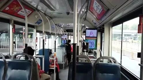 本周六日 北京201条公交线调整运营