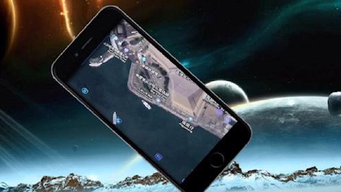 手机3D卫星地图,高清立体超实用,自家的院子也能看清