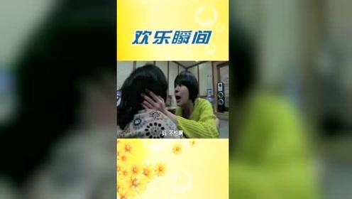 老汉对妻子施暴,谁料竟被女儿撞见了,气得当场发飙!