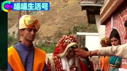 """尼泊尔的婚礼习俗,""""一妻多夫"""",也是尴尬!"""