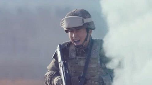 陆战之王:班长演习意外昏迷,崔波哭着表白,张能量瞬间落泪