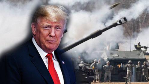 锁定伊朗15处目标!特朗普放话:一切都准备好了