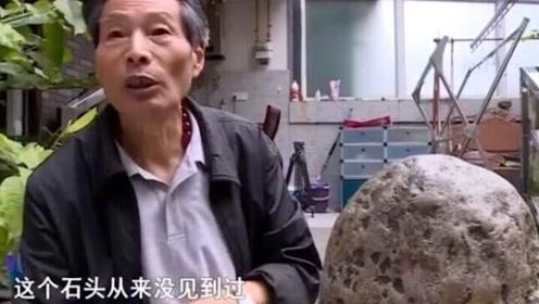 奇闻:男子捡到奇石,专家鉴定后脸色变了,这石头不简单!