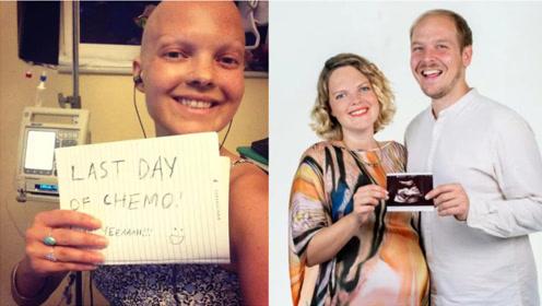 女子患癌晚期化疗无效放弃治疗后,竟奇迹痊愈还成功怀上宝宝