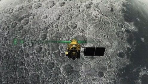 印度官员称着陆器已找到,因为内部电池还未派上用场,很快会复联