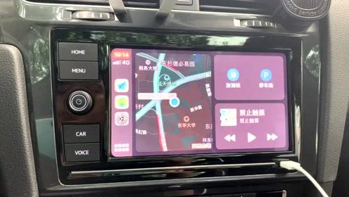 iOS13 CarPlay体验