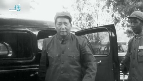 """珍贵视频!新中国成立前夕 毛泽东用这3句""""万岁""""震撼了全世界"""