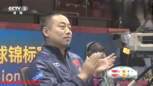 乒乓球界的艺术家—许昕!