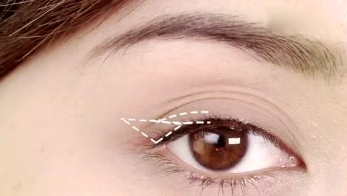 时尚达人教你基础日常眼线教程,初学者怎样画眼线