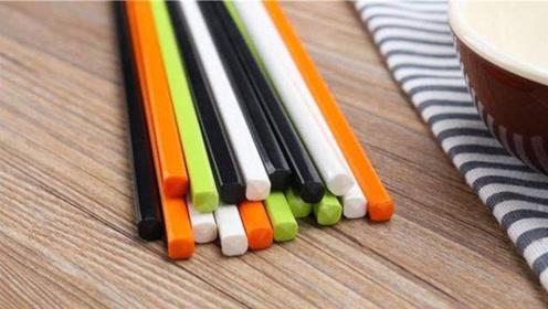 用这种筷子吃饭相当于慢性自杀,几乎家家都在用,早知早受益