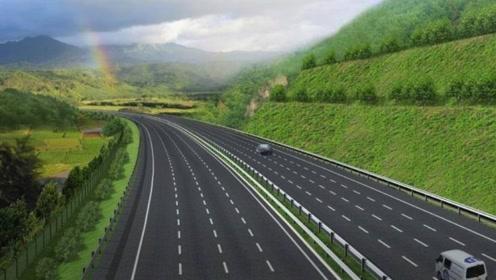 为什么修建高速公路禁止使用混凝土,原因其实很简单!