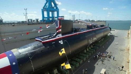 世界上最昂贵的核潜艇,不在美俄,一艘能4艘辽宁舰