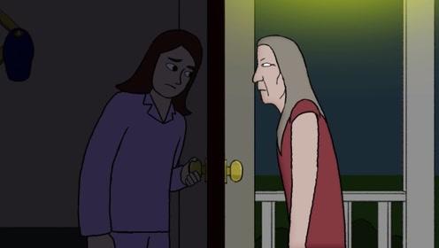 女孩在学校上学,一个老太冒充继母,差点将女孩拐走!