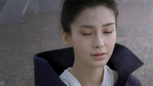 杨颖拍戏淋雨妆全花,素颜照被疯传,这是认真的吗?