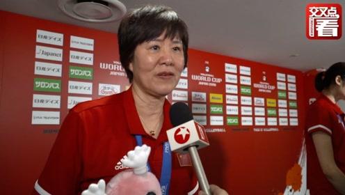女排世界杯11连胜!收到习主席的贺电,郎平激动地说了这些话